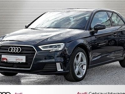 gebraucht Audi A3 1.6 TDI S tronic sport verfügbar ab Januar 2019 LED Navi GRA LM PDC