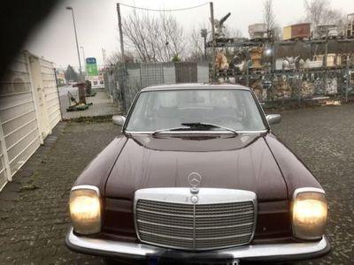 gebraucht Mercedes W115 200Dn Tüv10/2020 Ez:11/1974