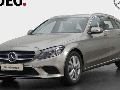 gebraucht Mercedes C200 d T AVANTGARDE