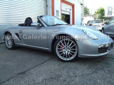 gebraucht Porsche Boxster S Tiptronic S