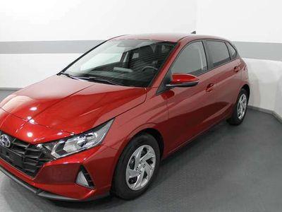 gebraucht Hyundai i20 COMFORT KLIMA RFK PDC TEMPOMAT 1.2 62kW/84PS EU...