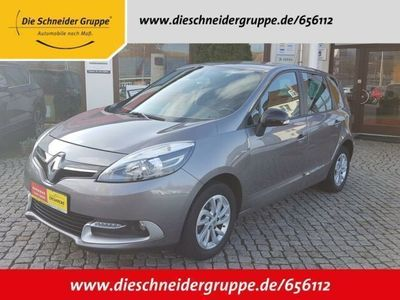 gebraucht Renault Scénic ENERGY TCe115 Limited DELUXE SHZ