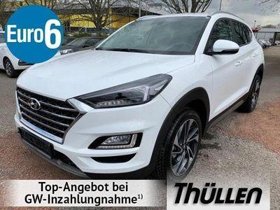 gebraucht Hyundai Tucson FL 1.6 T-GDi Advantage Plus Bluetooth Navi