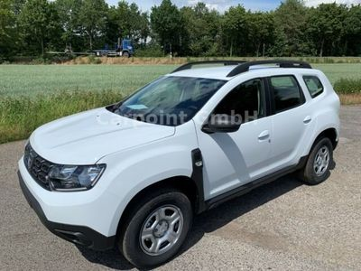 gebraucht Dacia Duster TCe 100 2WD Comfort Klima