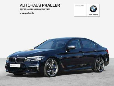 gebraucht BMW M550 550 i xDrive Limousine Head-Up HK HiFi LED WLAN