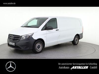 gebraucht Mercedes Vito 116 CDI KA XL Extralang Klima+Tempom+Regals
