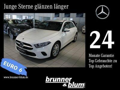 gebraucht Mercedes A200 Progressive,Automatik,Navi Premium MBUX