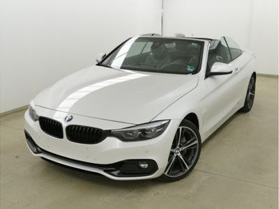 gebraucht BMW 440 4er i xDrive Cabrio Sport Line