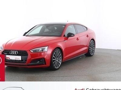 gebraucht Audi A5 Sportback 3.0 TDI quattro sport S line