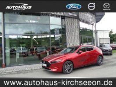 gebraucht Mazda 3 SKYACTIV-X 2.0 M-Hybrid SELECTION Bluetooth Navi