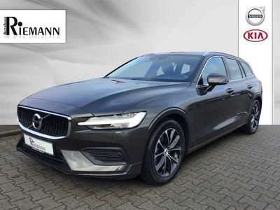 gebraucht Volvo V60 D4 Geartronic Momentum + Anhängerkupplung, Gebrauchtwagen, bei Autohaus Riemann e.K.