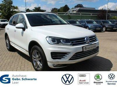 gebraucht VW Touareg 3.0 V6 TDI R-Line ACC CAM NAVI STHZG XEN