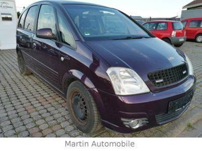 gebraucht Opel Meriva Cosmo,Klimaautomatik