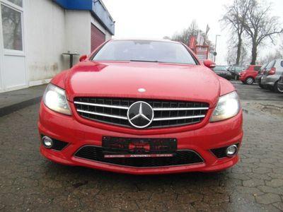 gebraucht Mercedes CL63 AMG CL-CoupeAMG