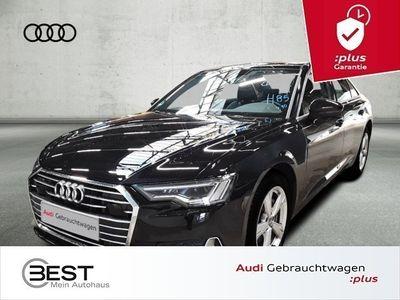 gebraucht Audi A6 Limousine Sport 50 TDI quattro MATRIX, PANO, AHK, LEDER, DAB