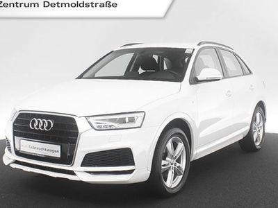 "gebraucht Audi Q3 1.4 TFSI S line 18"" LED Navi Komfortpaket 6-Gang"
