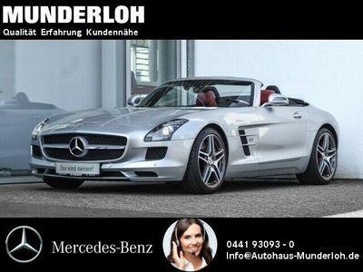 gebraucht Mercedes SLS AMG Roadster COMAND KAMERA 1 Hand