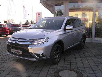 gebraucht Mitsubishi Outlander Edition 2.0 MIVEC ClearTec