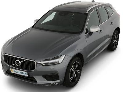 gebraucht Volvo XC60 XC60R Design AWD T6 EU6dtempAHKStandhHeadUpKameraLED