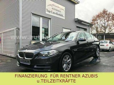 gebraucht BMW 518 518 Baureihe 5 Lim. d 1.HAND+NAVI+LEDER+XENON