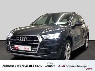 gebraucht Audi Q5 design quattro 2.0 TDI Leder Xenon Navi KeylessAllrad Fernlichtass. El. Heckklappe