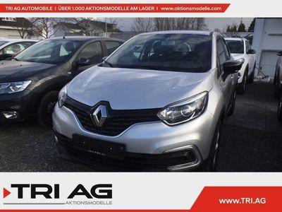 gebraucht Renault Captur Limited City Paket RDC Klima Temp PDC LED