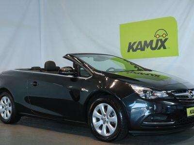 gebraucht Opel Cascada 2.0 CDTI Edition Cabrio +Navi +SHZ +EU6