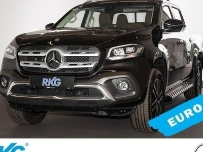 gebraucht Mercedes X250 d 4Matic POWER EDITION Allrad*Klimauto.*Kame