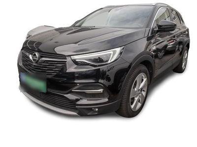 gebraucht Opel Grandland X Ultimate 1.6 Navigation Voll-LED Alu Tempomat Leder+Sitzheizung+Klimaauto.PDCvo+hi+Kamera