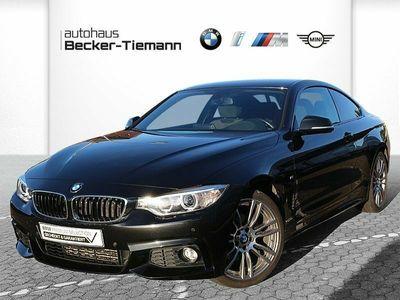 gebraucht BMW 420 d Coupé Sportpaket Head-Up HiFi Var. Lenkung