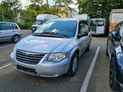 gebraucht Chrysler Voyager 6 Sitzer Tüv Neu