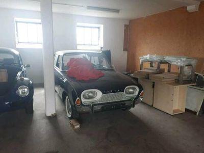 gebraucht Ford 17M P3 Badewanne
