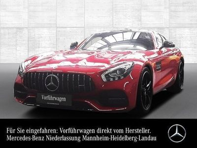 gebraucht Mercedes AMG GT Coupe DISTRONIC+COMAND+Totwinkel+Burmester