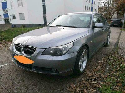 gebraucht BMW 550 E60 i mit LPG
