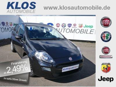 gebraucht Fiat Punto 1.2 8V 69PS 5-T KLIMA RADIO ZV 2,49% 99€mt