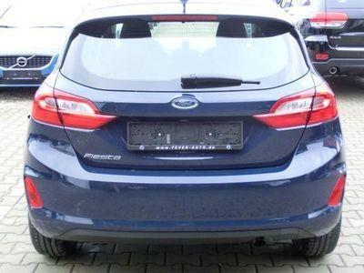 second-hand Ford Fiesta 5-Türer Trend 85PS SOFORT Klima Radio Bluetooth 1.