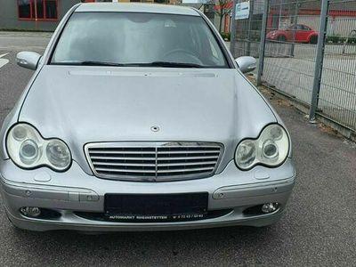 gebraucht Mercedes C270 C -Klasse Lim.CDI als Limousine in Karlsruhe