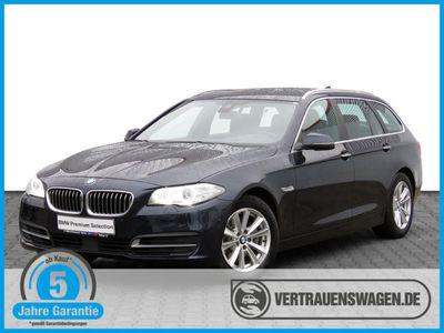 gebraucht BMW 520 dA Touring xDrive Innovation HEAD-UP ACC NAVI