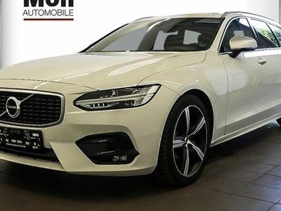 gebraucht Volvo V90 D4 Geartronic R-Design,Navi,LED,Rüka