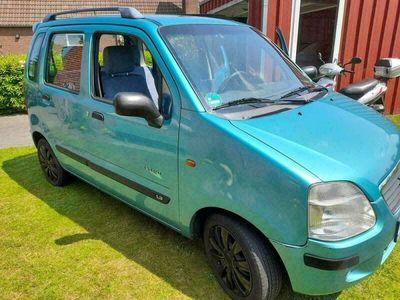 gebraucht Suzuki Wagon R im super Zustand NUR 122500 km Rentnerfahrzeug