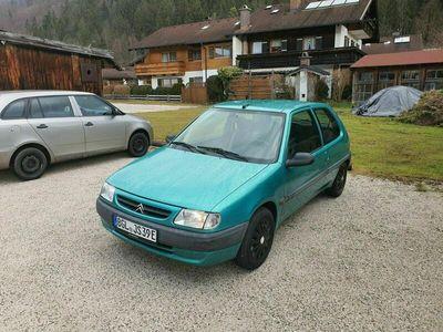 gebraucht Citroën Saxo electric, baugleich Peugeot 106 electric / E-Auto /