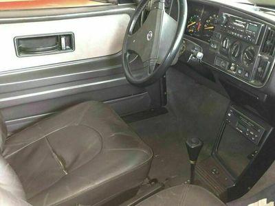 gebraucht Saab 900 Cabriolet Turbo Automatik v. 1988
