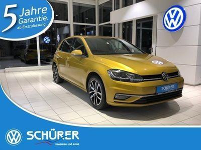 gebraucht VW Golf VII SOUND 1.6 TDI LED-SW|Navi|RüKamera|ACC