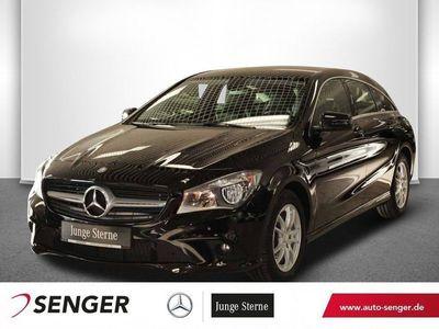 gebraucht Mercedes CLA200 CDI SB Navi AHK Sitzheizung Parkassist.