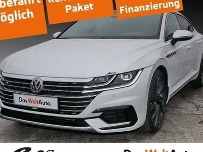 gebraucht VW Arteon 2.0 TDI 4Motion R-Line AHK*PANORAMA*KAMER