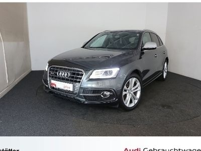 begagnad Audi SQ5 3,0 TDI qu/Panorama/ACC/Navi+/Assist