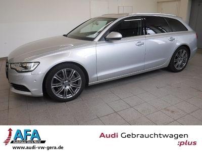 gebraucht Audi A6 Avant 3,0 TDI quattro S tronic AHK*Xenon*Pano*Leder*Standhzg*BOSE