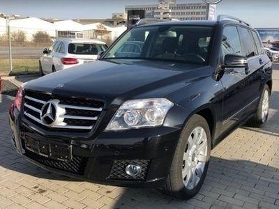 gebraucht Mercedes GLK220 CDI 4M Sport Navi PTS SZH 7G-Tronic SpiP Autom.