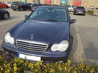 gebraucht Mercedes C270 T CDI Classic