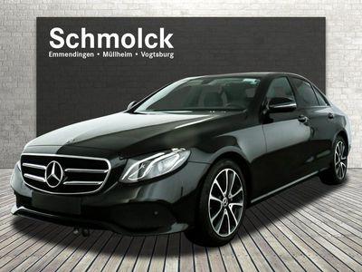 gebraucht Mercedes E220 AVANTG/NIGHT/LED/KAMERA/SHD/NAVI/DAB/TOT